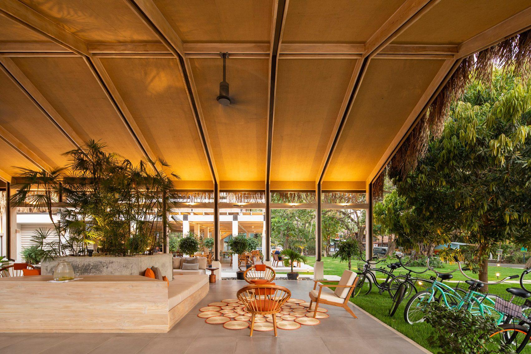 Thiết kế sân vườn Resort 6