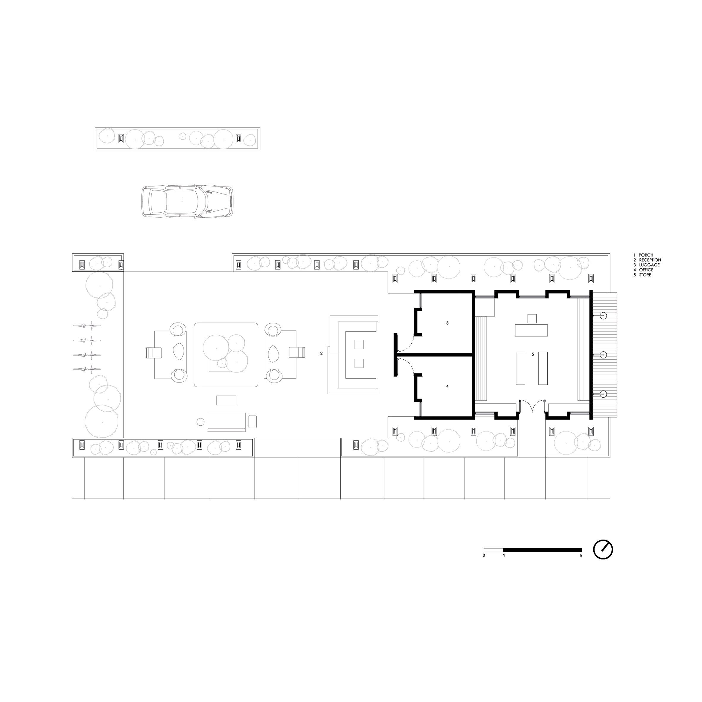 Thiết kế sân vườn Resort 9
