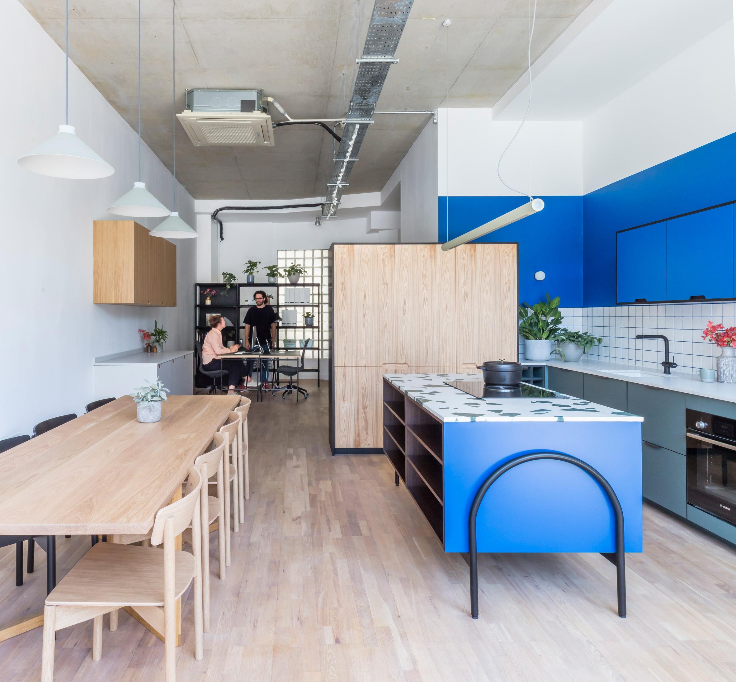 Thiết kế tủ bếp đẹp 1