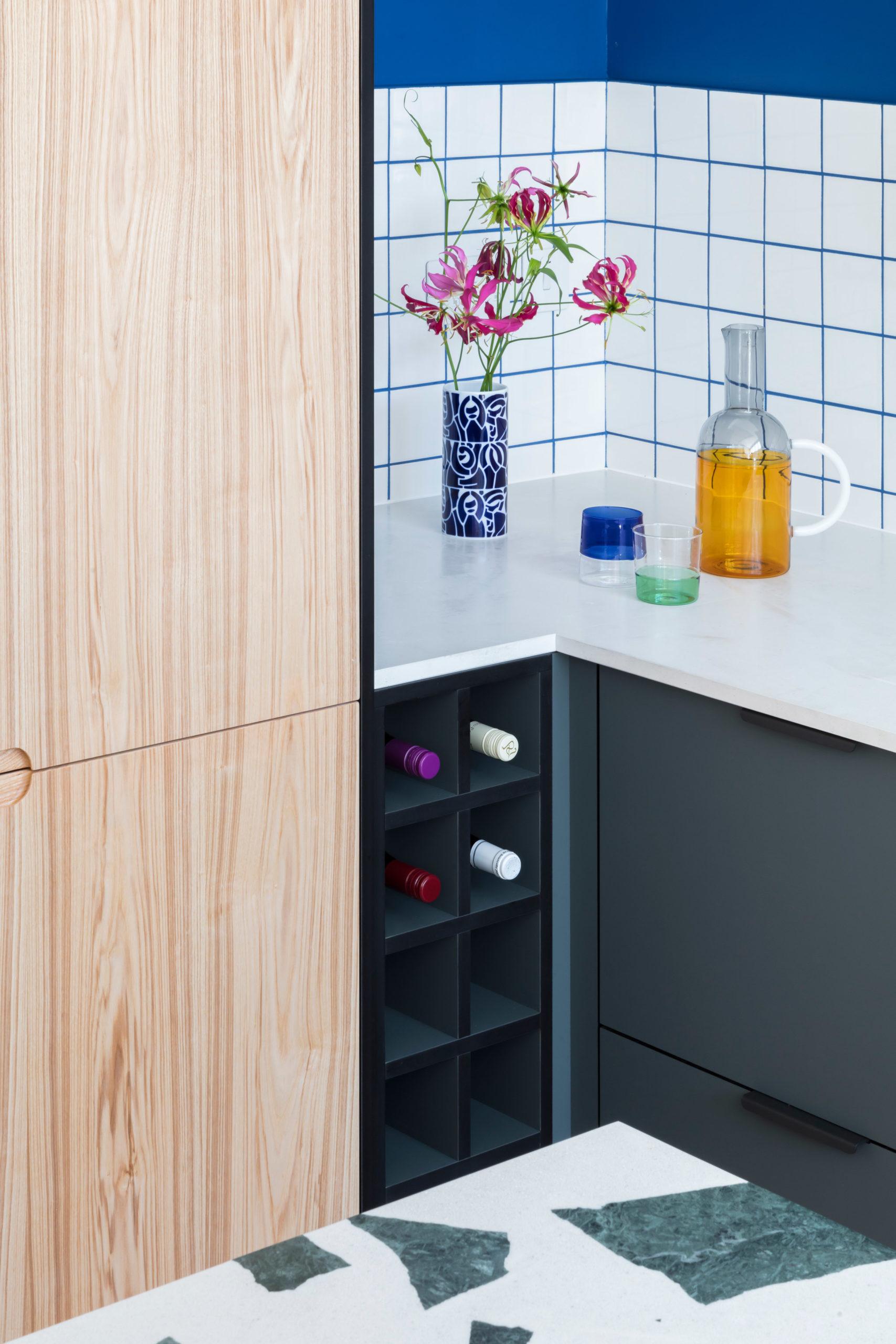 Thiết kế tủ bếp đẹp 10