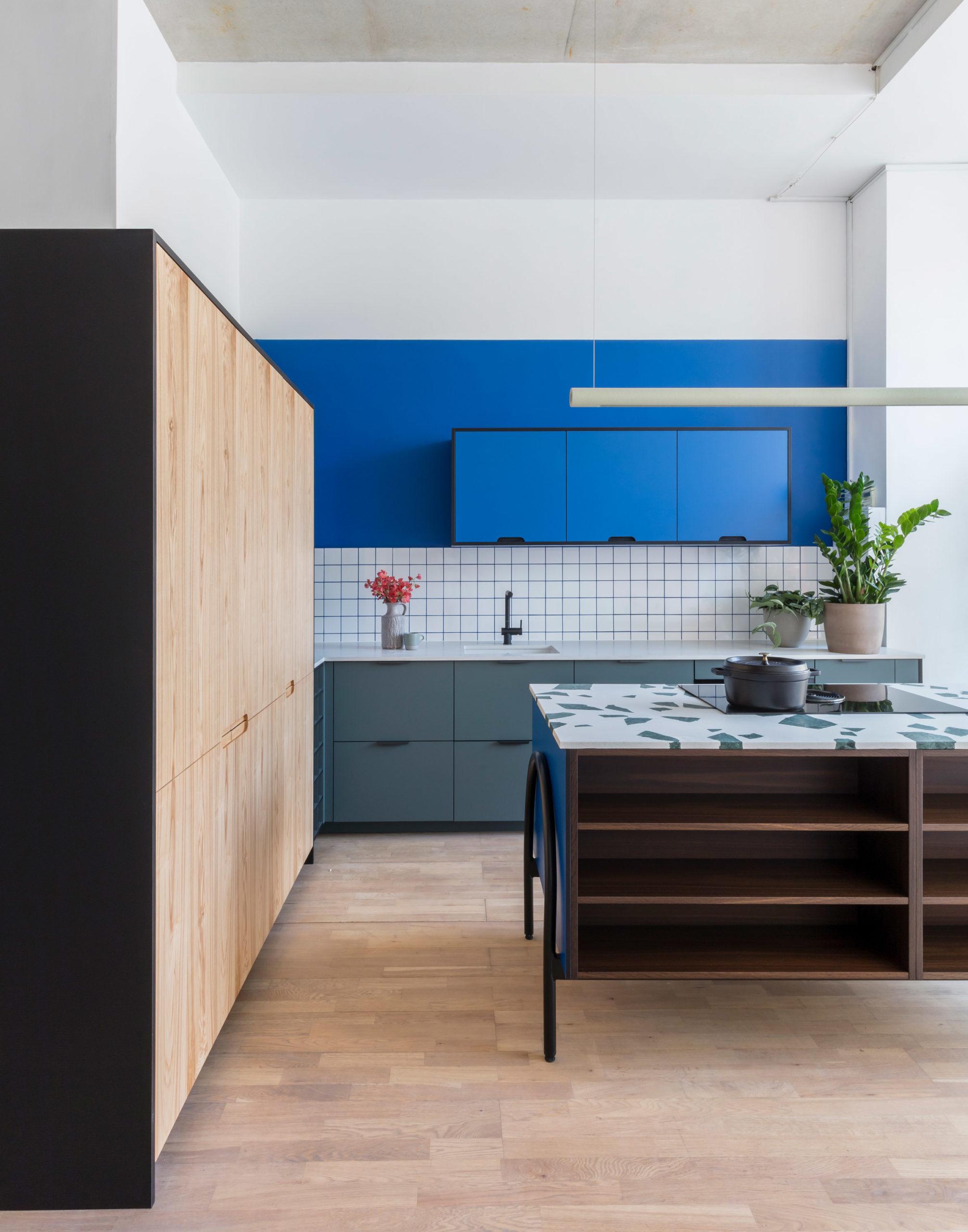 Thiết kế tủ bếp đẹp 5