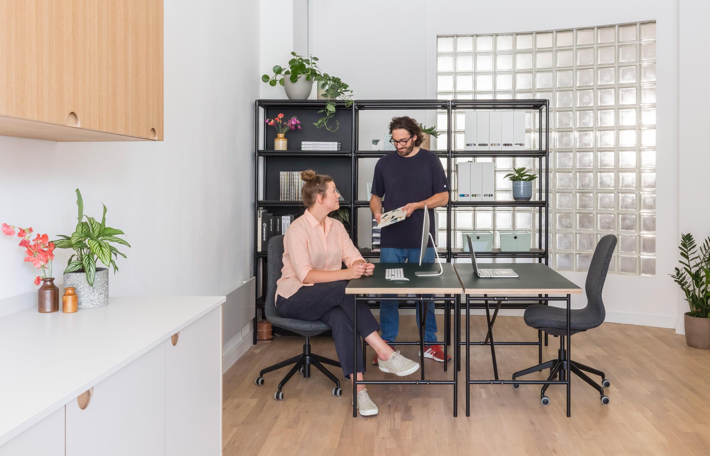 Thiết kế tủ bếp đẹp 8