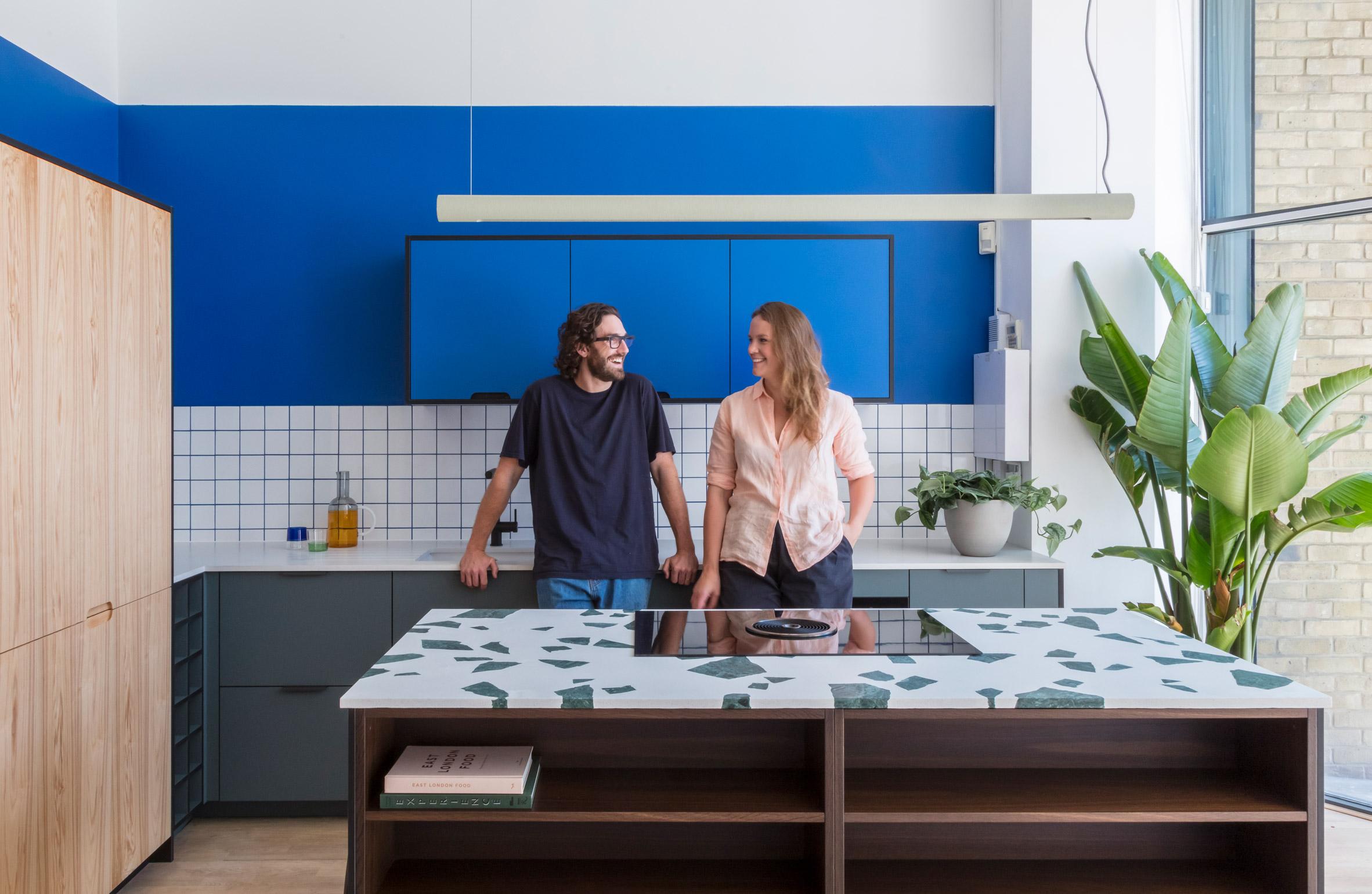 Thiết kế tủ bếp đẹp 9