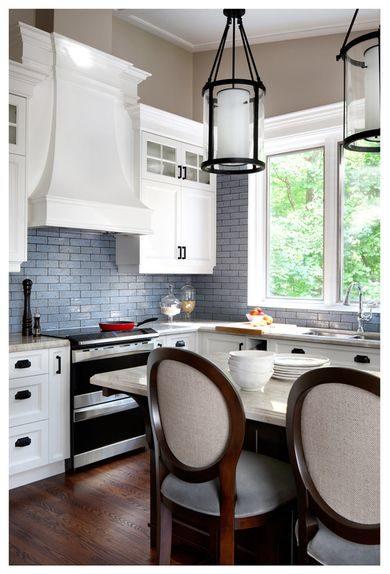 Tủ bếp đẹp hình chữ L