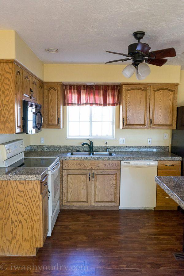 Tủ bếp đẹp hình chữ L 32