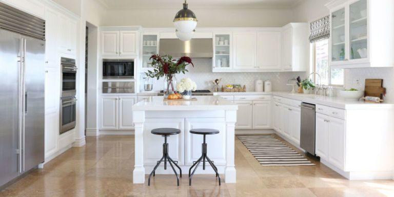 Tủ bếp đẹp hình chữ L Tủ bếp đẹp hình chữ L 18