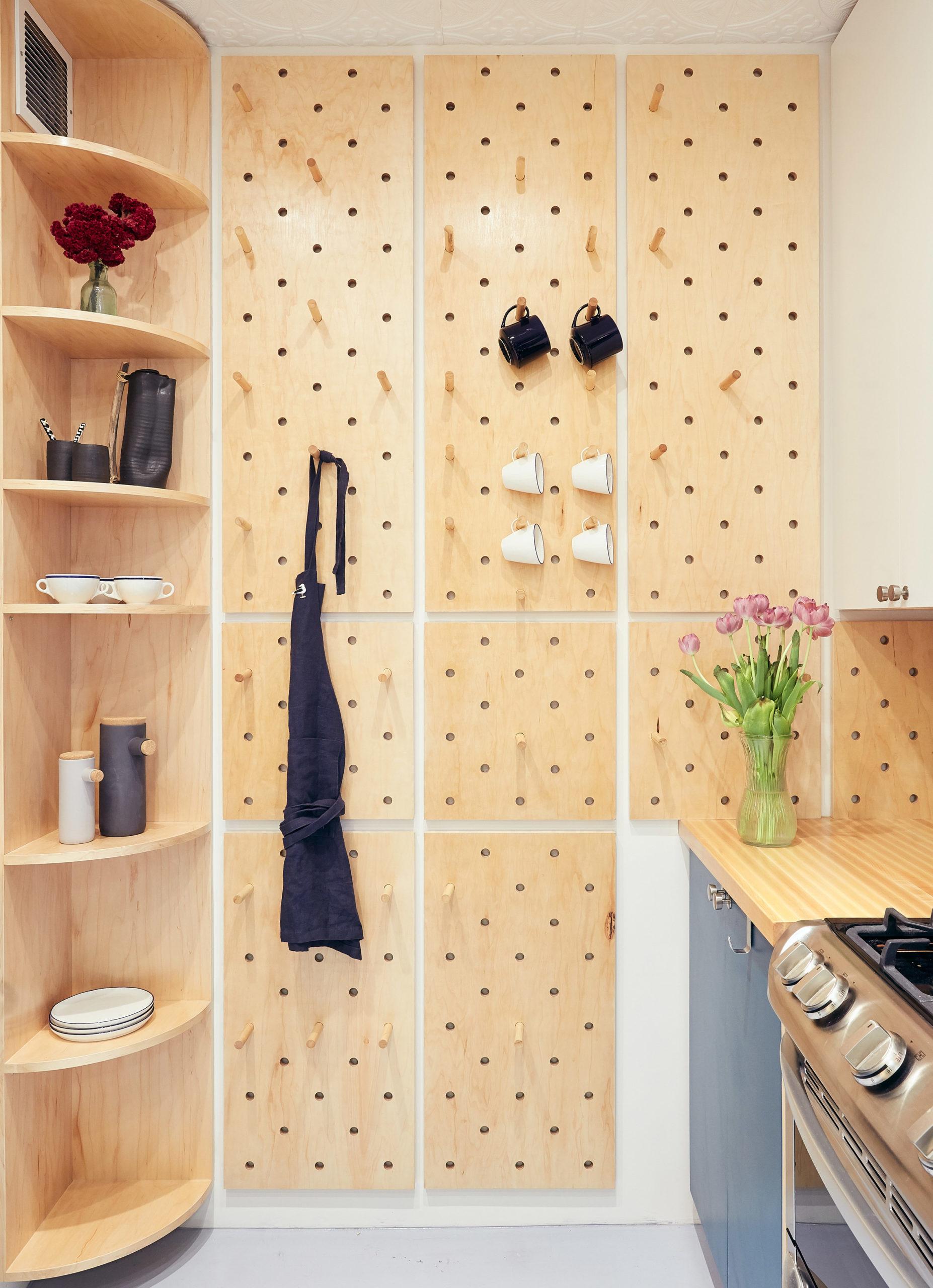 Tủ bếp gỗ đẹp 1
