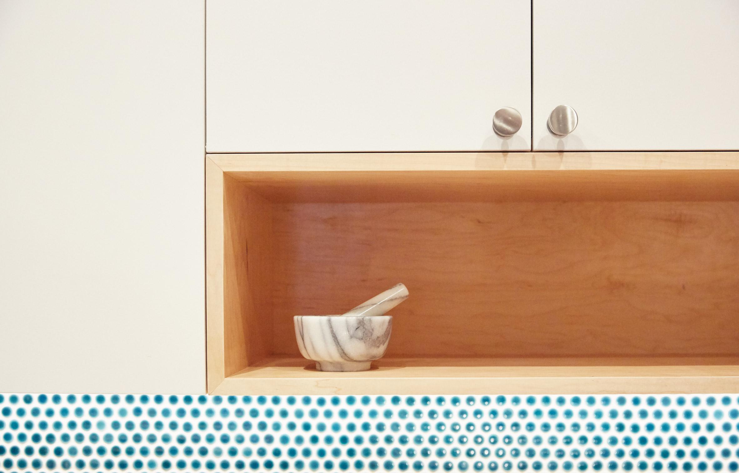 Tủ bếp gỗ đẹp 10