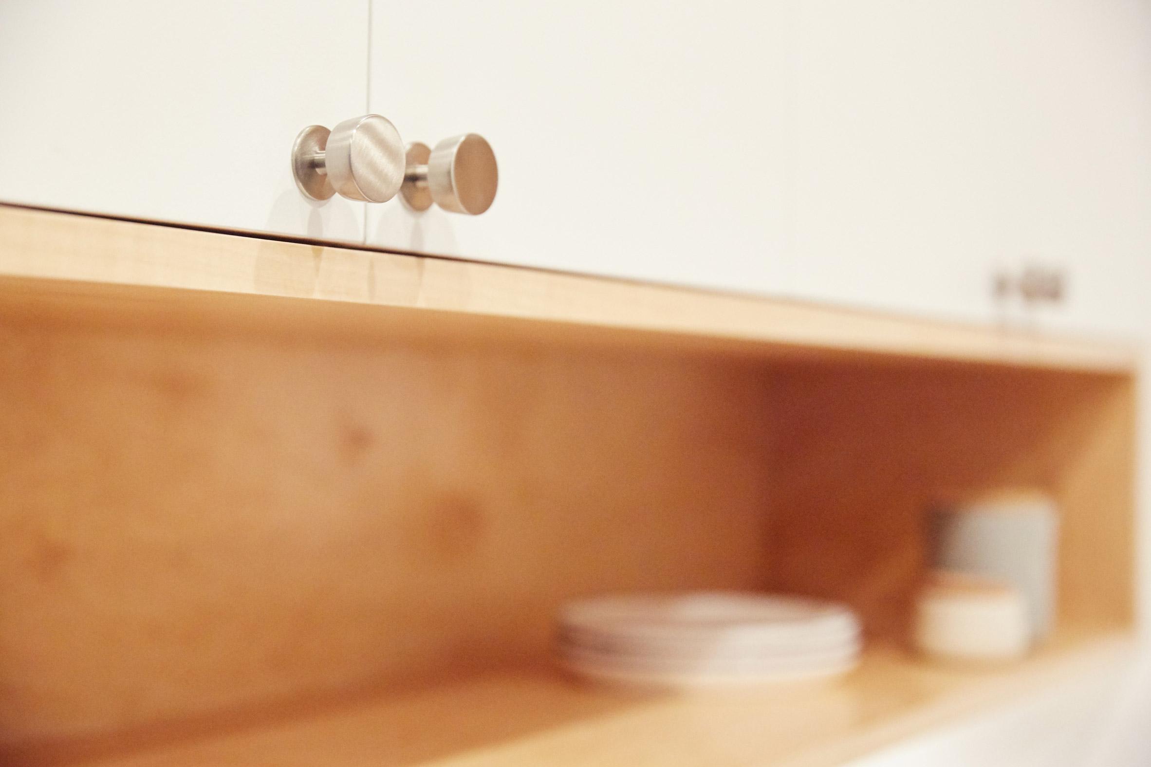 Tủ bếp gỗ đẹp 11