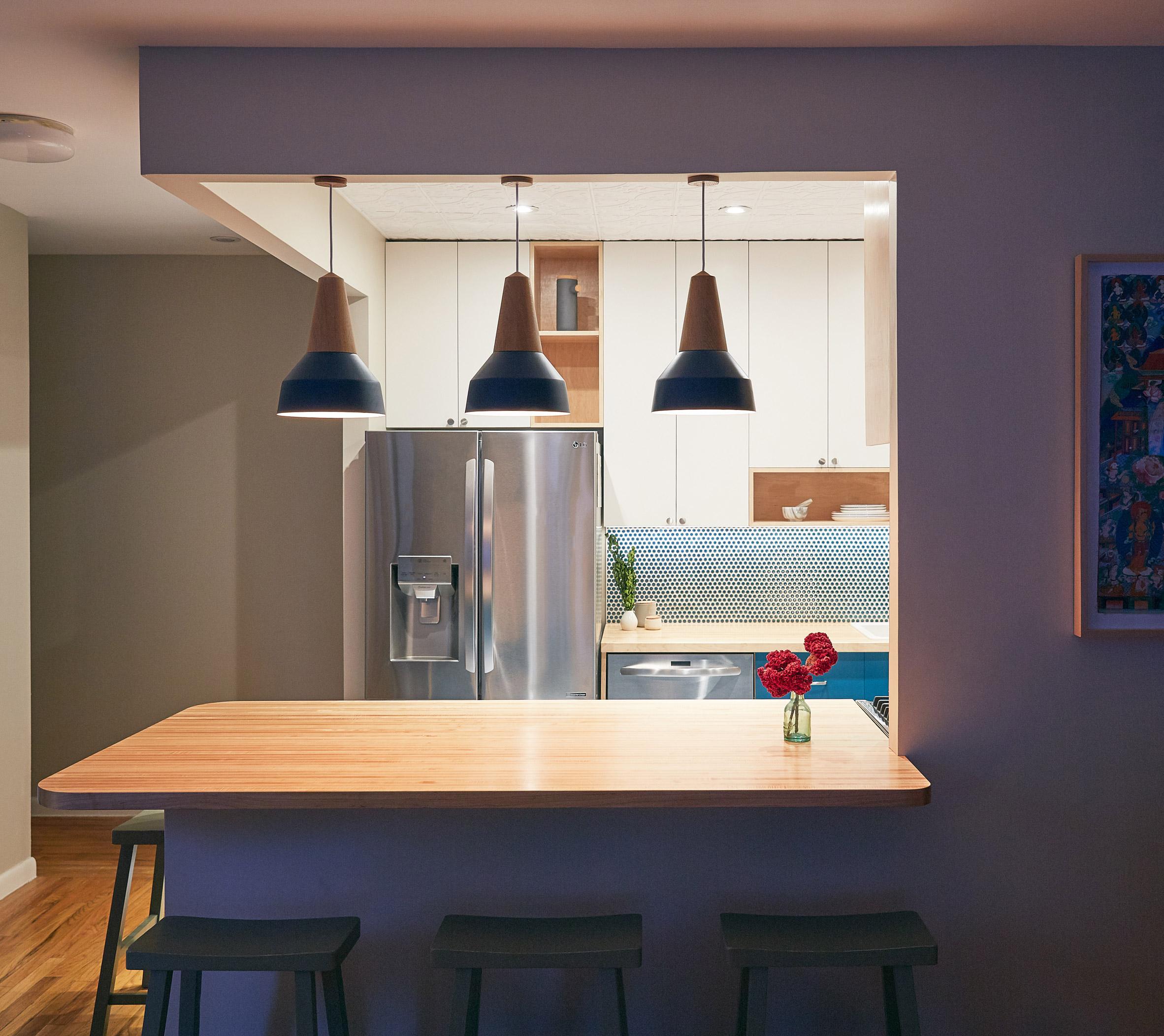 Tủ bếp gỗ đẹp 14