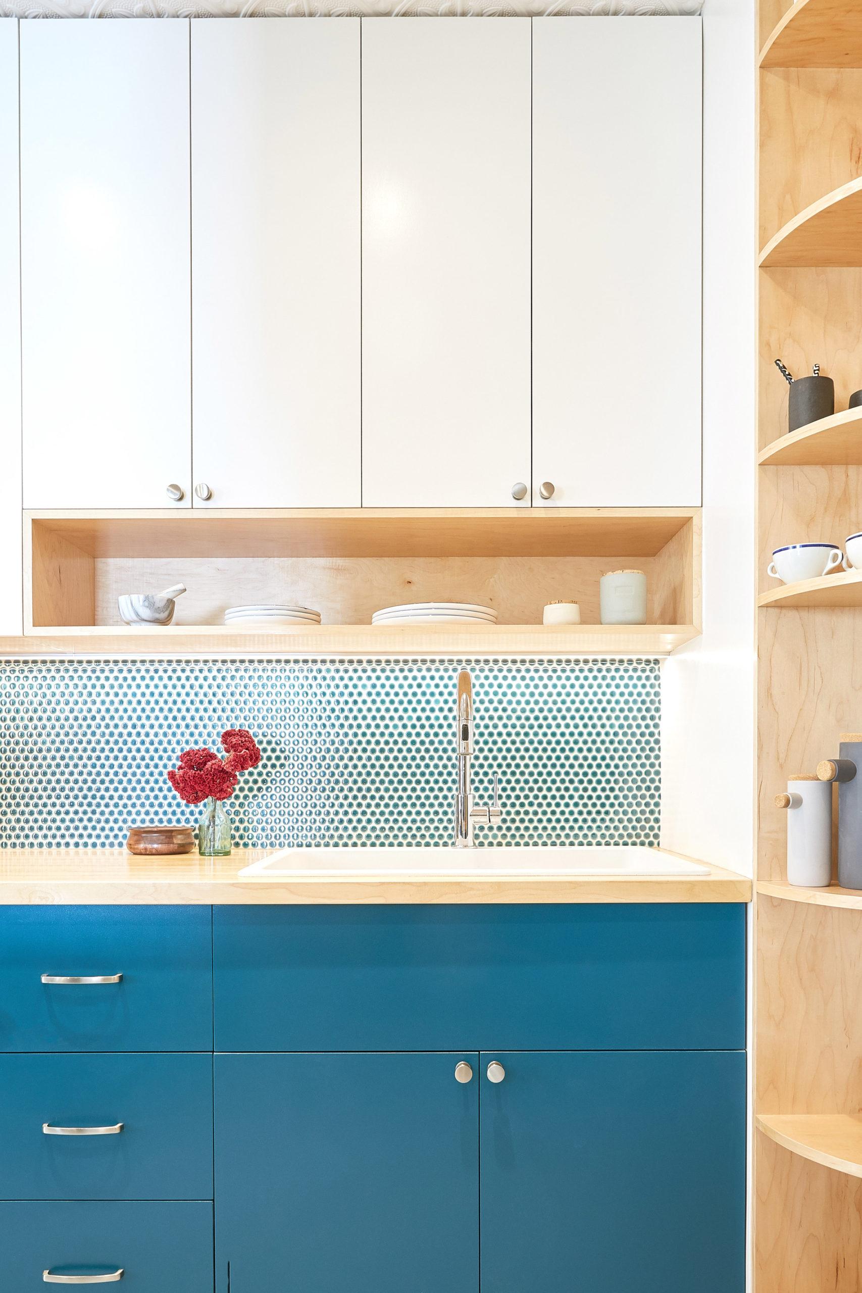 Tủ bếp gỗ đẹp 3
