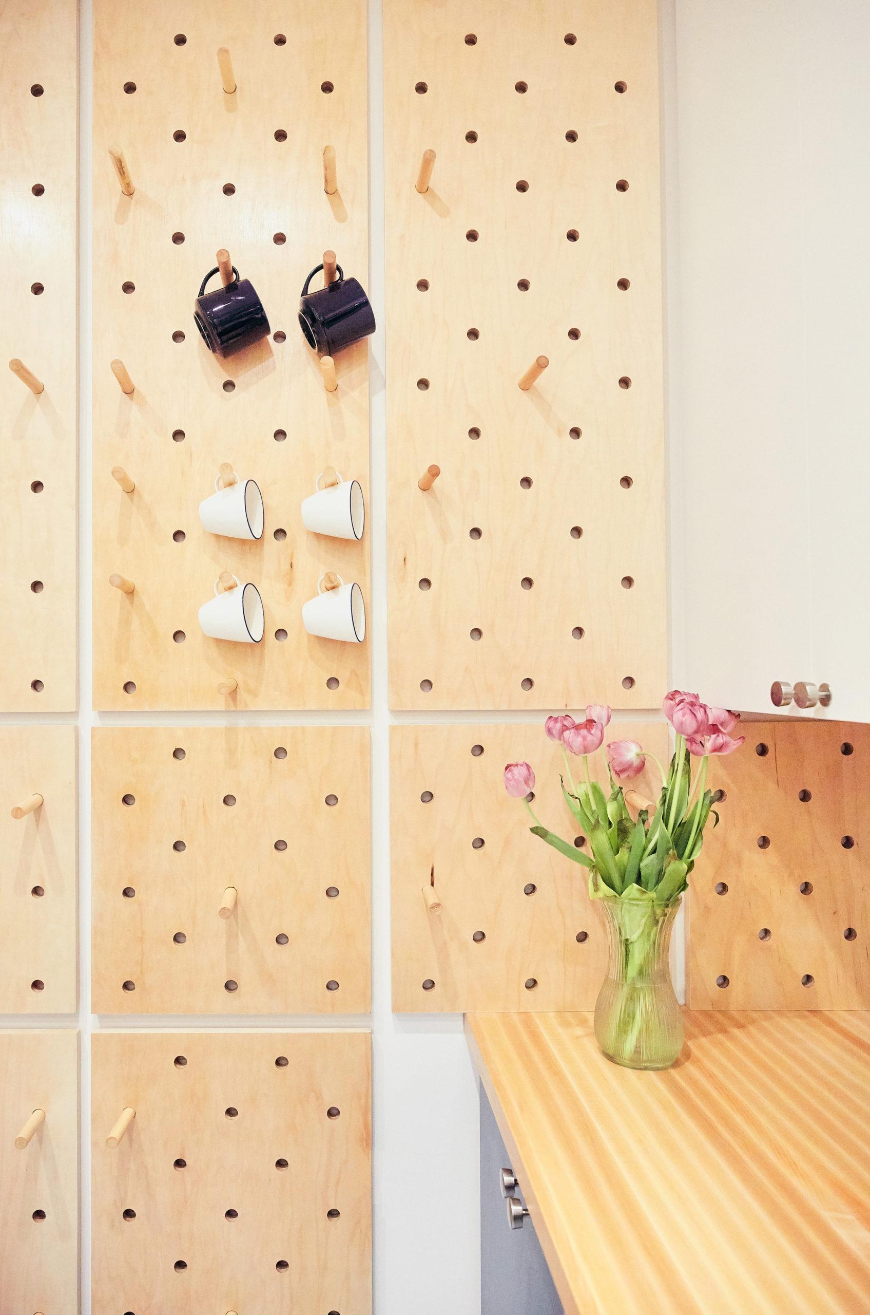 Tủ bếp gỗ đẹp 9