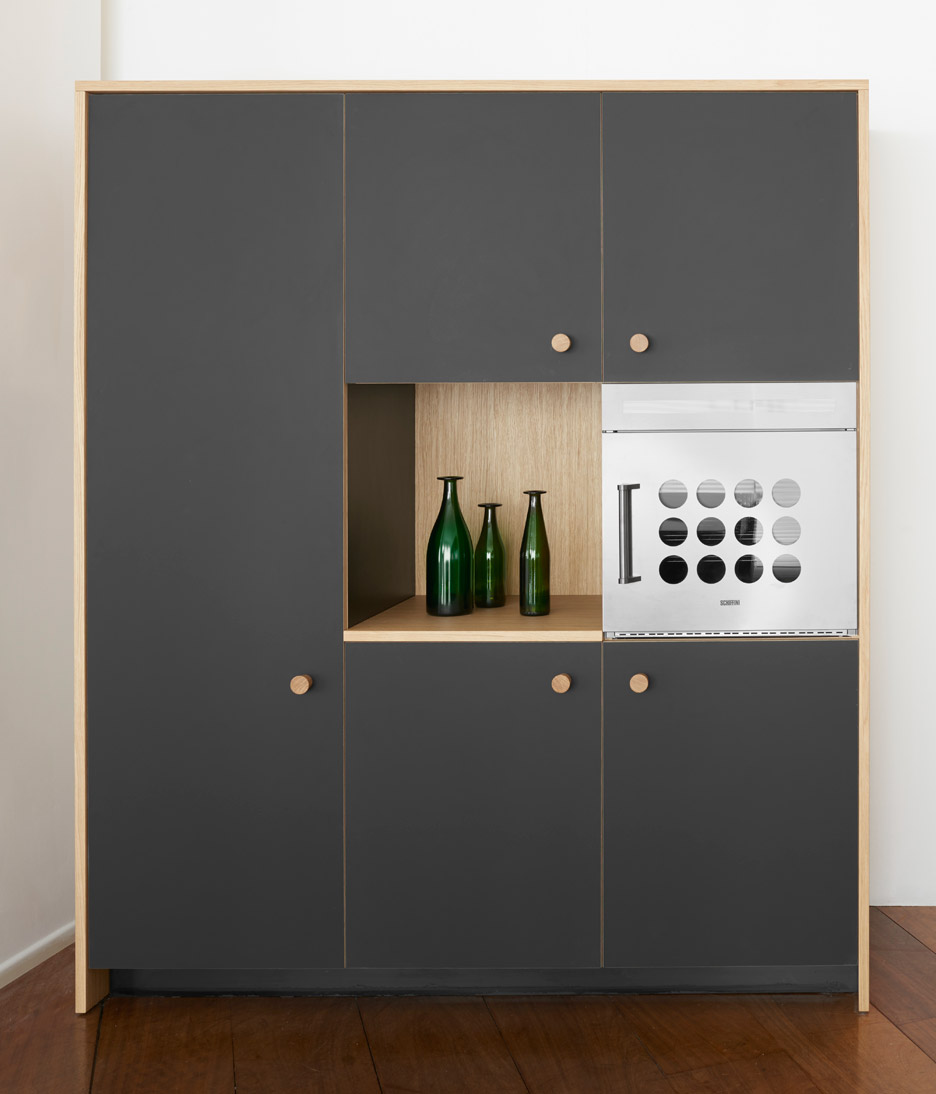 Tủ bếp hiện đại 2