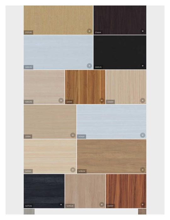 Lựa chọn các mẫu gỗ