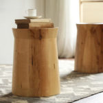 Bàn console gỗ