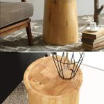 Bàn console gỗ 4