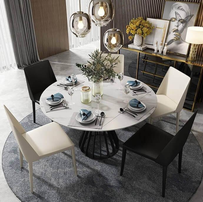 Bộ bàn ăn đẹp cao cấp