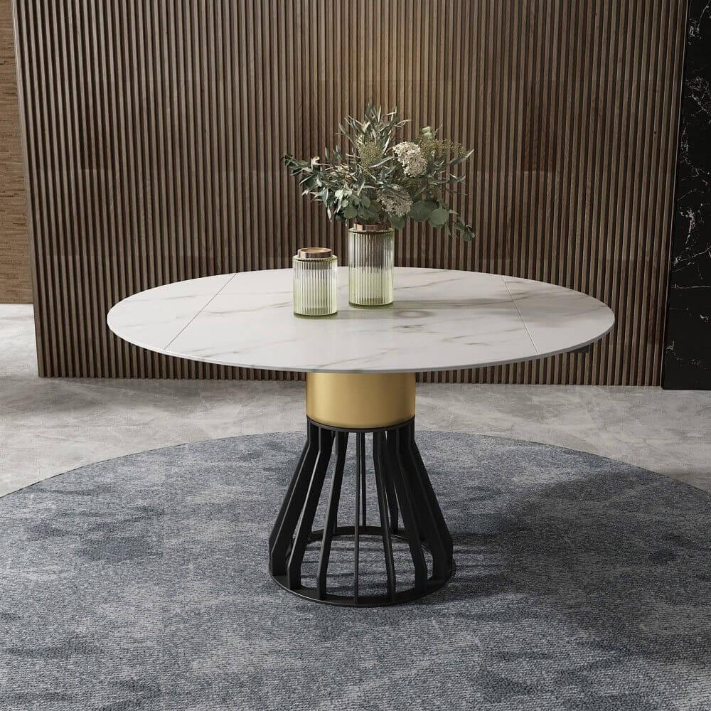 Bộ bàn ăn đẹp cao cấp 1