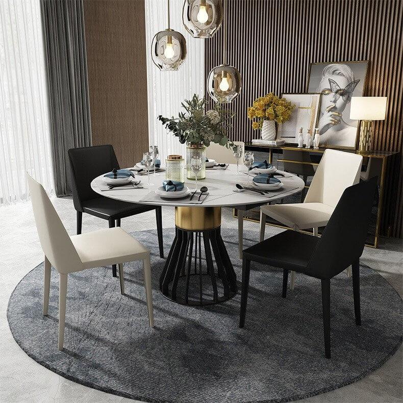 Bộ bàn ăn đẹp cao cấp 3