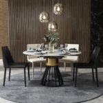 Bộ bàn ăn đẹp cao cấp 4