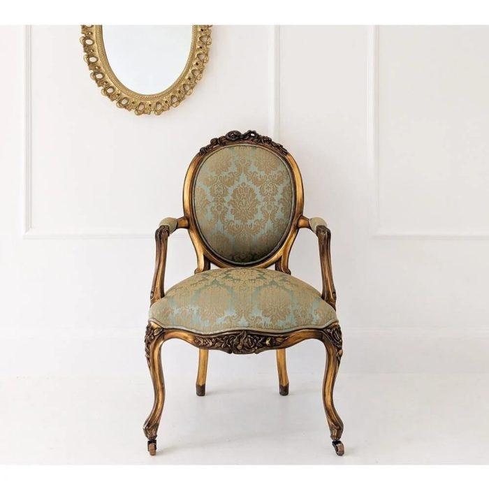 Ghế Nữ Hoàng Cổ Điển