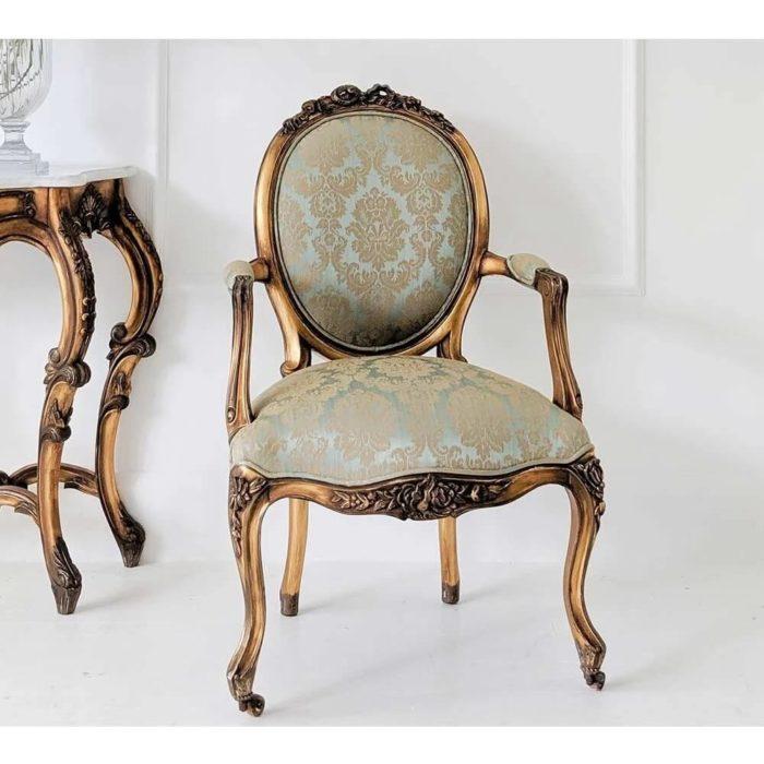 Ghế Nữ Hoàng Cổ Điển 3