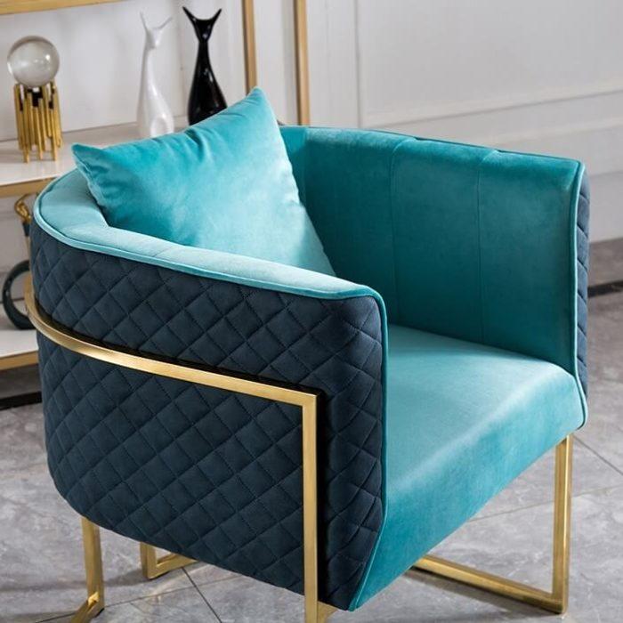 Ghế Sofa Đơn Tròn Cao Cấp