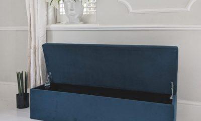 Ghế Sofa Băng Dài Không Tựa
