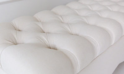 Ghế Sofa Băng Dài Màu Kem