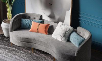 Ghế Sofa Hiện Đại 1