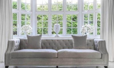 Ghế Sofa Phòng Khách Tân Cổ Điển 1