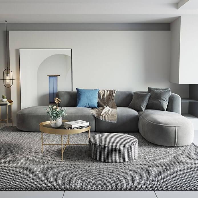 Ghế Sofa Phòng Khách Tiện Nghi
