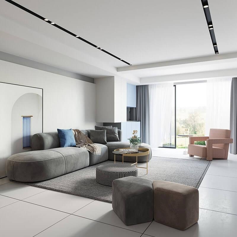 Ghế Sofa Phòng Khách Tiện Nghi 2