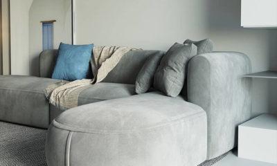 Ghế Sofa Phòng Khách Tiện Nghi 6