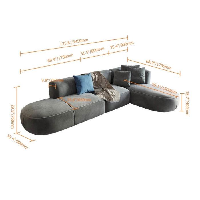Ghế Sofa Phòng Khách Tiện Nghi 8