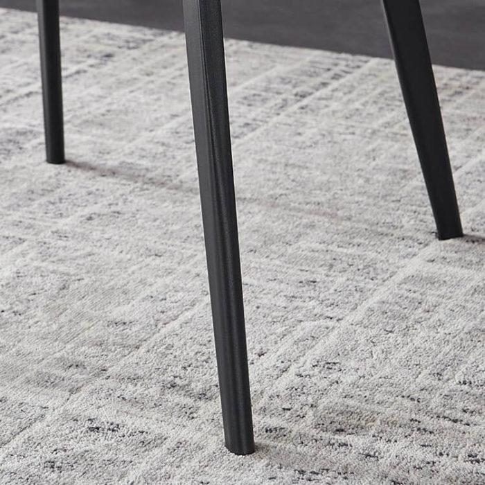 Ghế ăn chân thép hiện đại 6