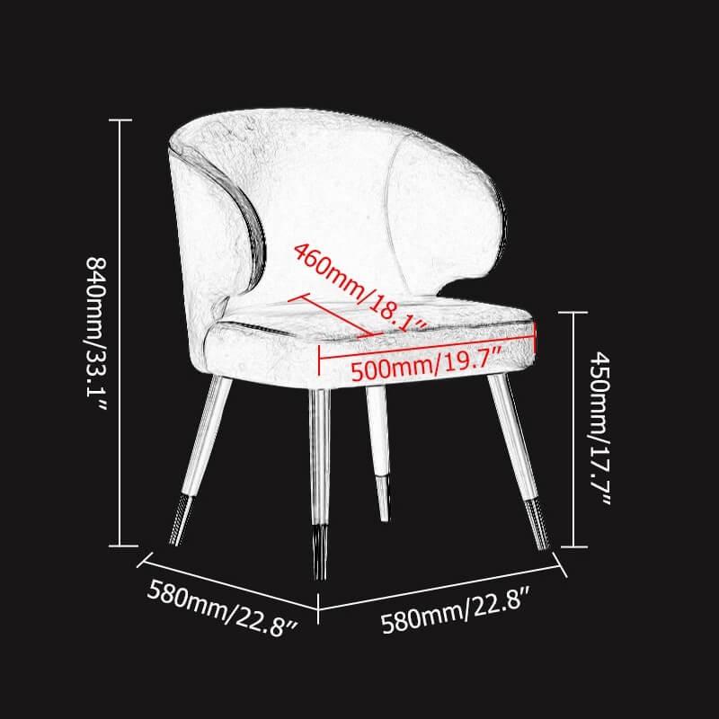 Ghế ăn tân cổ điển 6