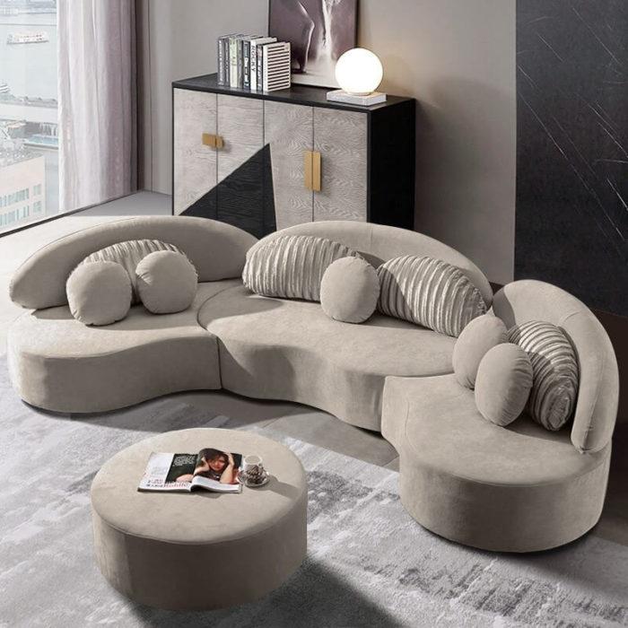 Ghế sofa đẹp hiện đại 7