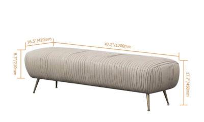 Ghế sofa băng dài 6