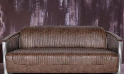 Ghế sofa bọc da