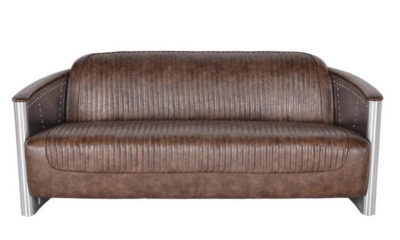 Ghế sofa bọc da 1