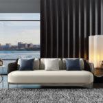 Ghế sofa căn hộ