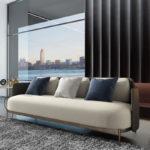 Ghế sofa căn hộ 1