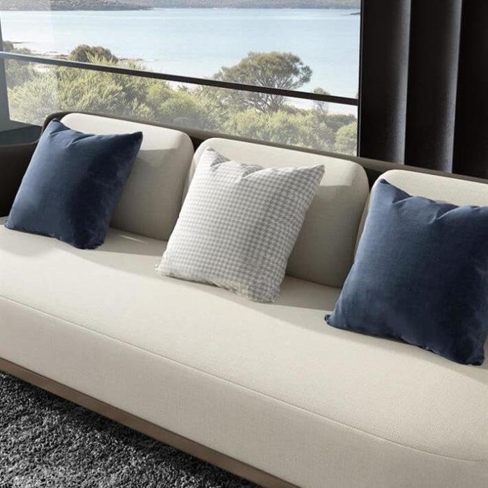 Ghế sofa căn hộ 4