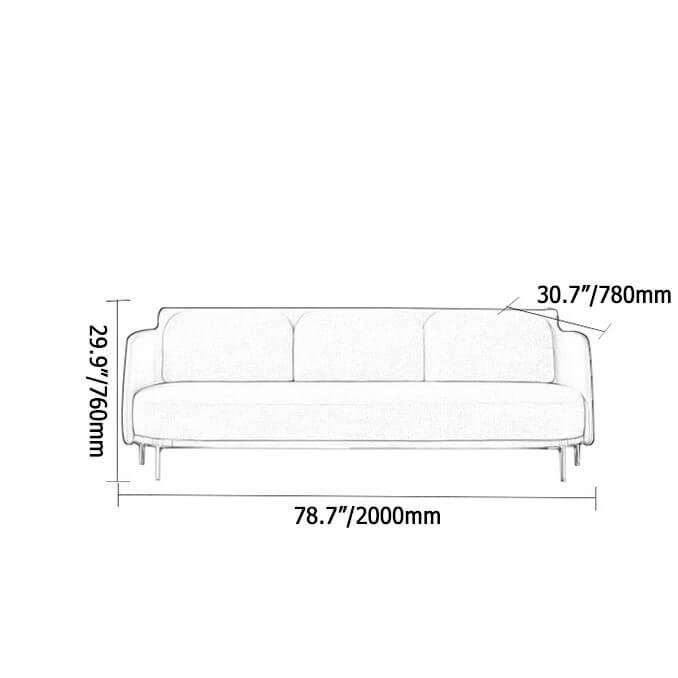 Ghế sofa căn hộ 7