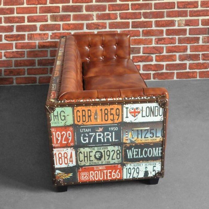 Ghế sofa cổ điển 1