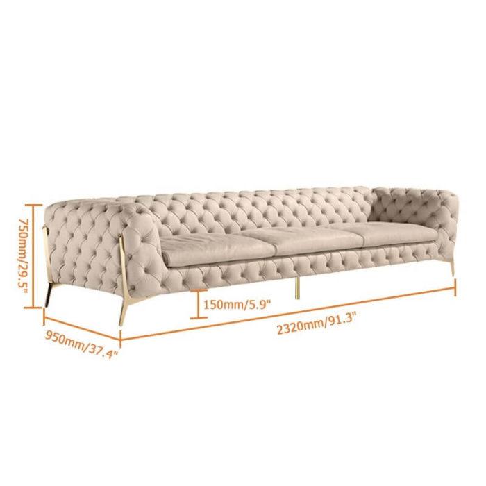 Ghế sofa sang trọng 8
