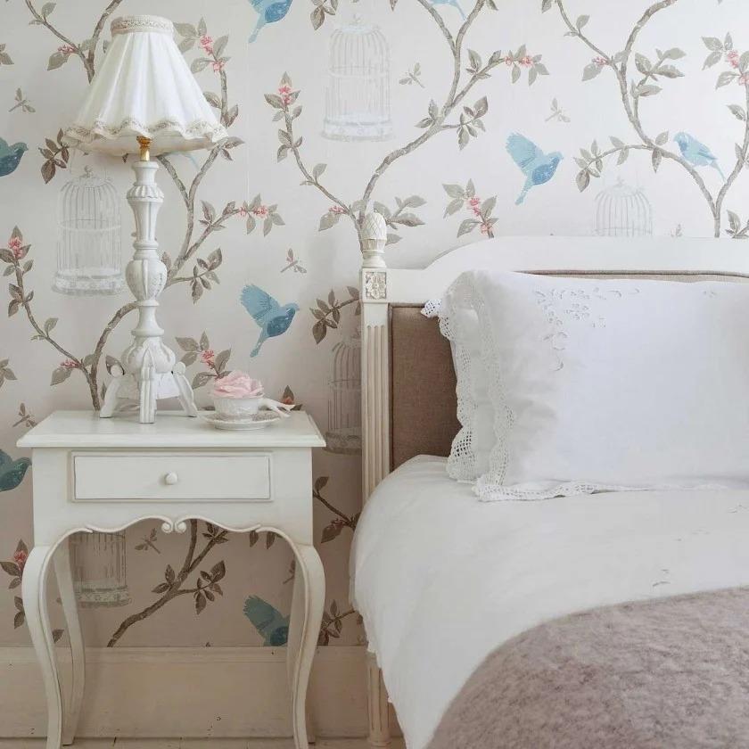 Giường Ngủ Đơn Kiểu Pháp 2
