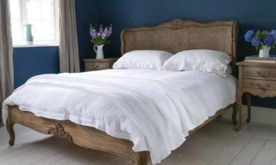 Giường Ngủ Cổ Điển Kiểu Pháp