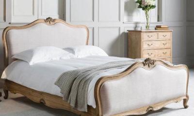 Giường Ngủ Gỗ Cao Cấp 1